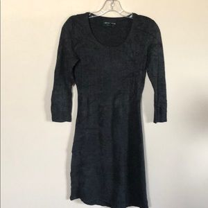 Connected apparel sweater dress!